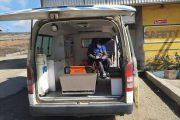 مانور اورژانسی در کارخانه سیمان کیاسر